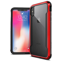 Чехол X-Doria Defense Shield для iPhone Xs Max Красный