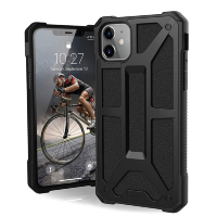 Чехол UAG Monarch для iPhone 11 Чёрный