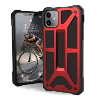 Чехол UAG Monarch для iPhone 11 Красный
