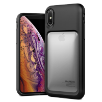 Чехол VRS Design Damda High Pro Shield для iPhone XS MAX Misty Black