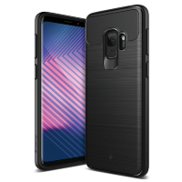Чехол Caseology Vault Series для Galaxy S9 Black