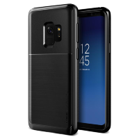 Чехол VRS Design High Pro Shield для Galaxy S9 Metal Black