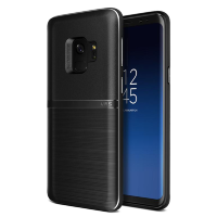 Чехол VRS Design Single Fit для Galaxy S9 Чёрный